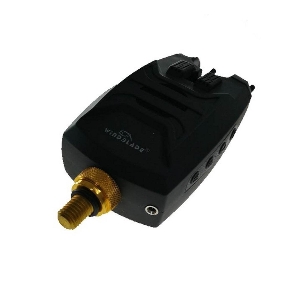 Комплект безжични сигнализатори Wind Blade Gold 4+1