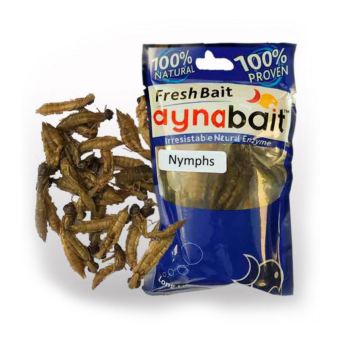 Dynabait Fresh Nymphs - бабалюга