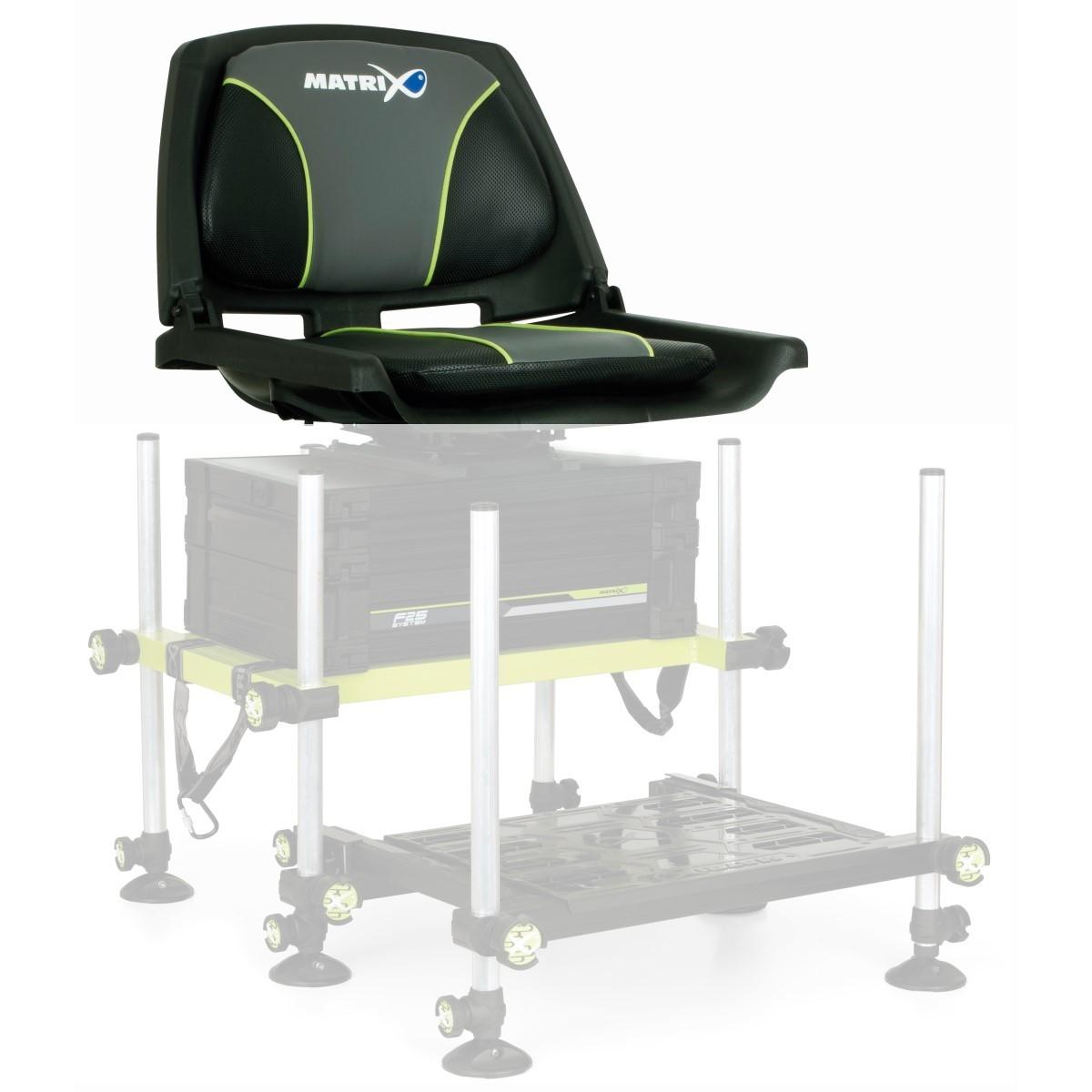 Matrix Swivel Seat Including Base