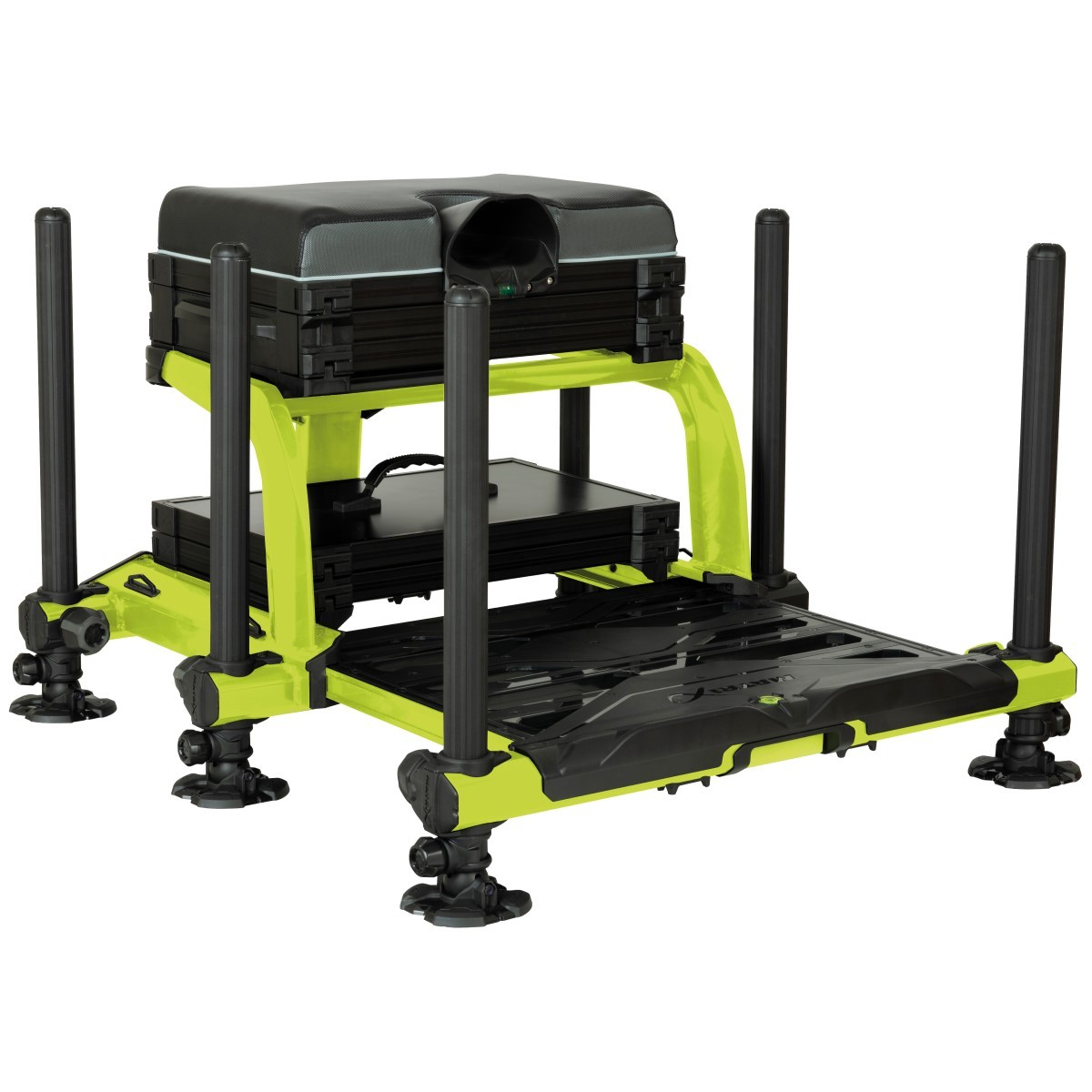 Matrix XR36 Pro Lime Seatbox