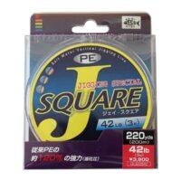 Плетено влакно Gosen Jigging SP J-Square 200m