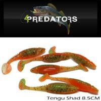 Силиконова примамка 4Predators Tengu Shad