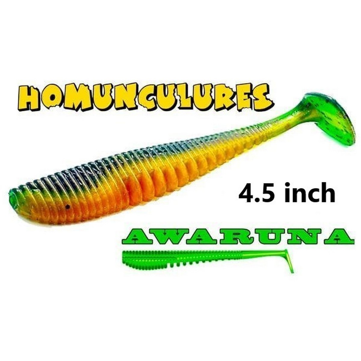 Силиконова примамка Pontoon 21 Awaruna 4.5inch