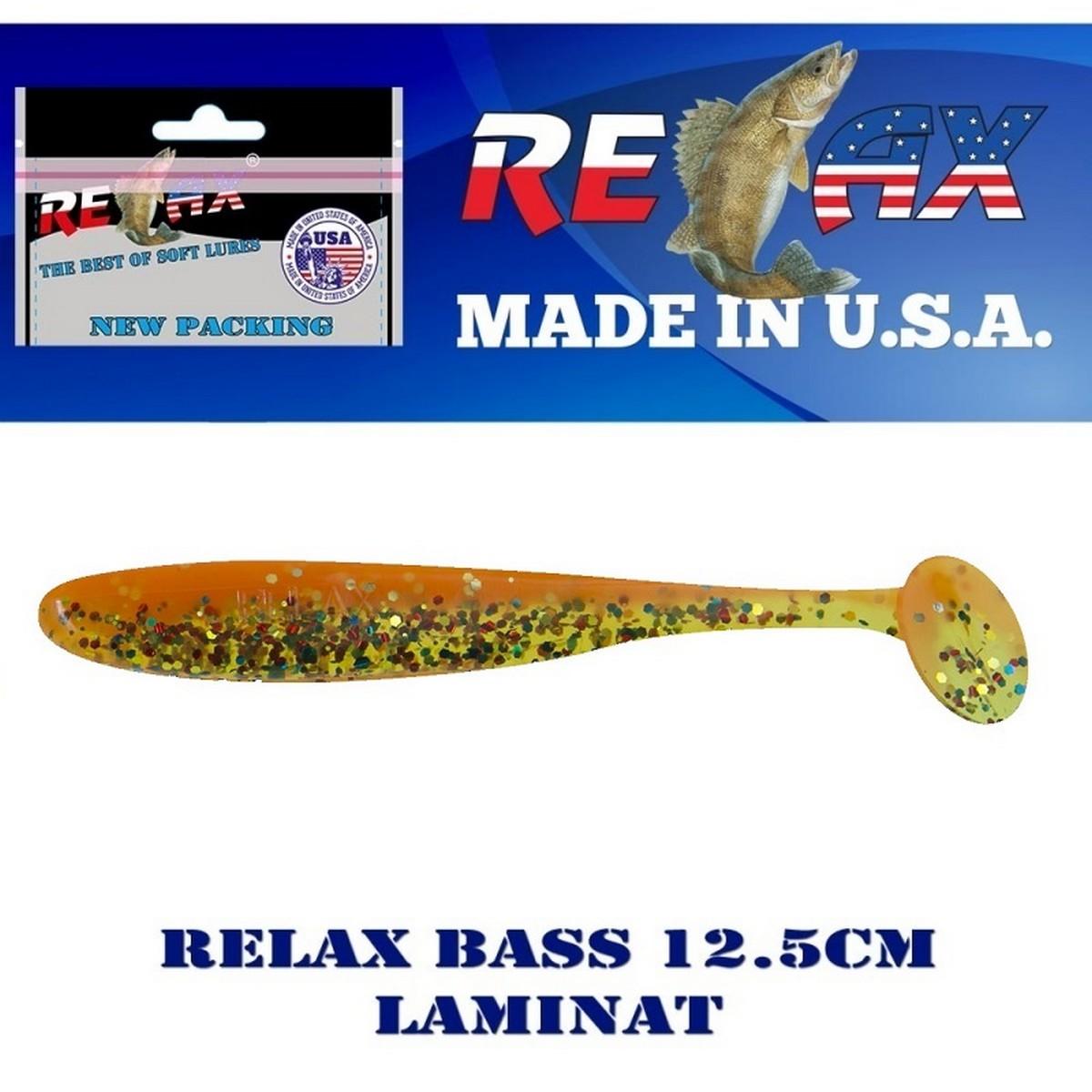 Силиконова примамка Relax Bass 12.5см Laminat 5