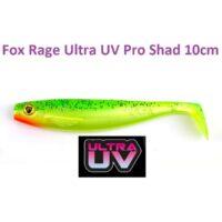 Силиконова рибка Fox Rage Ultra UV Pro Shad 10cm