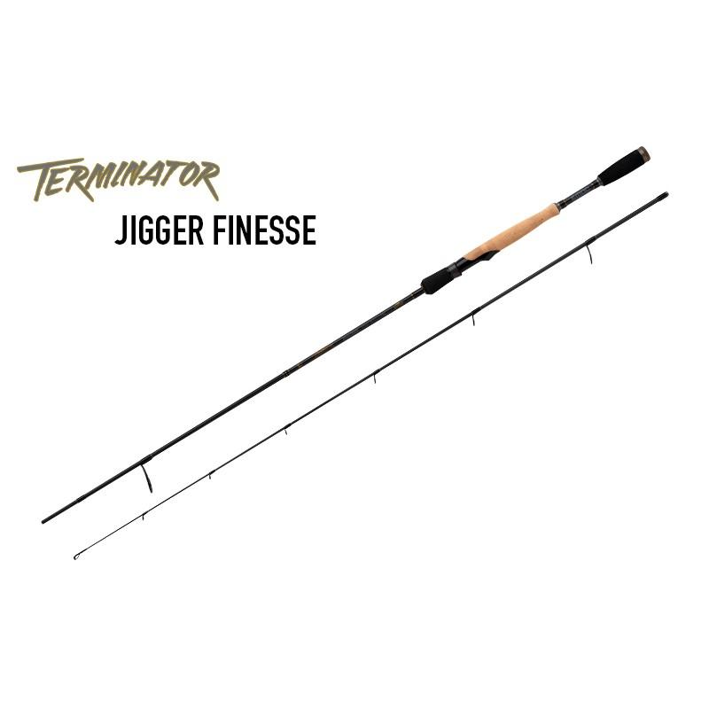 Спининг въдица Fox Rage Terminator Jigger Finesse