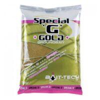 Захранка Bait-Tech Special G Gold Groundbait 1kg