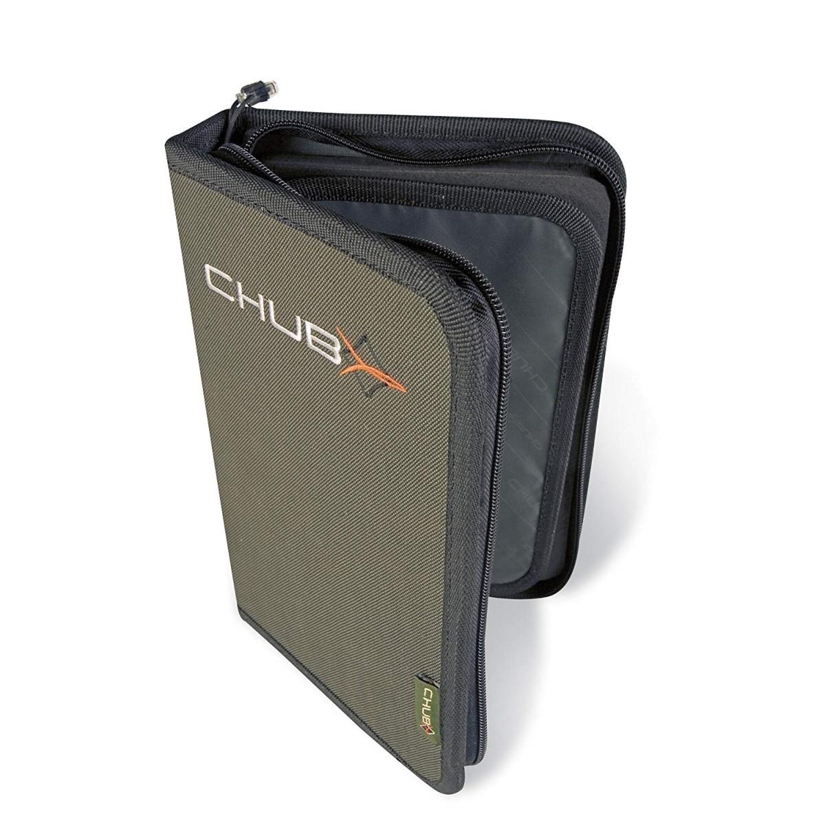 Класьор за поводи Chub Compact Rig Wallet
