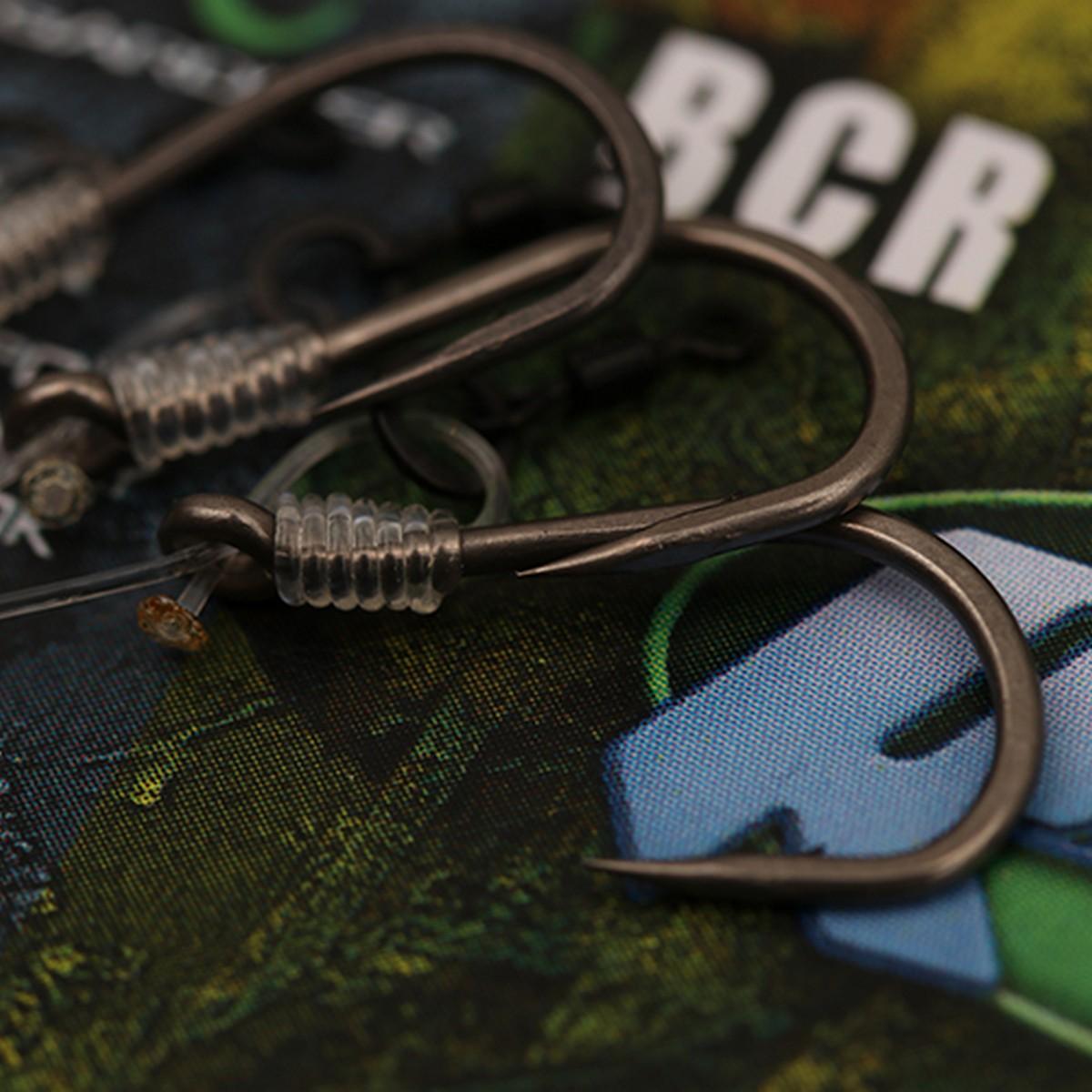 Шарански куки Gardner Beaked Chod Rigga BCR Hooks