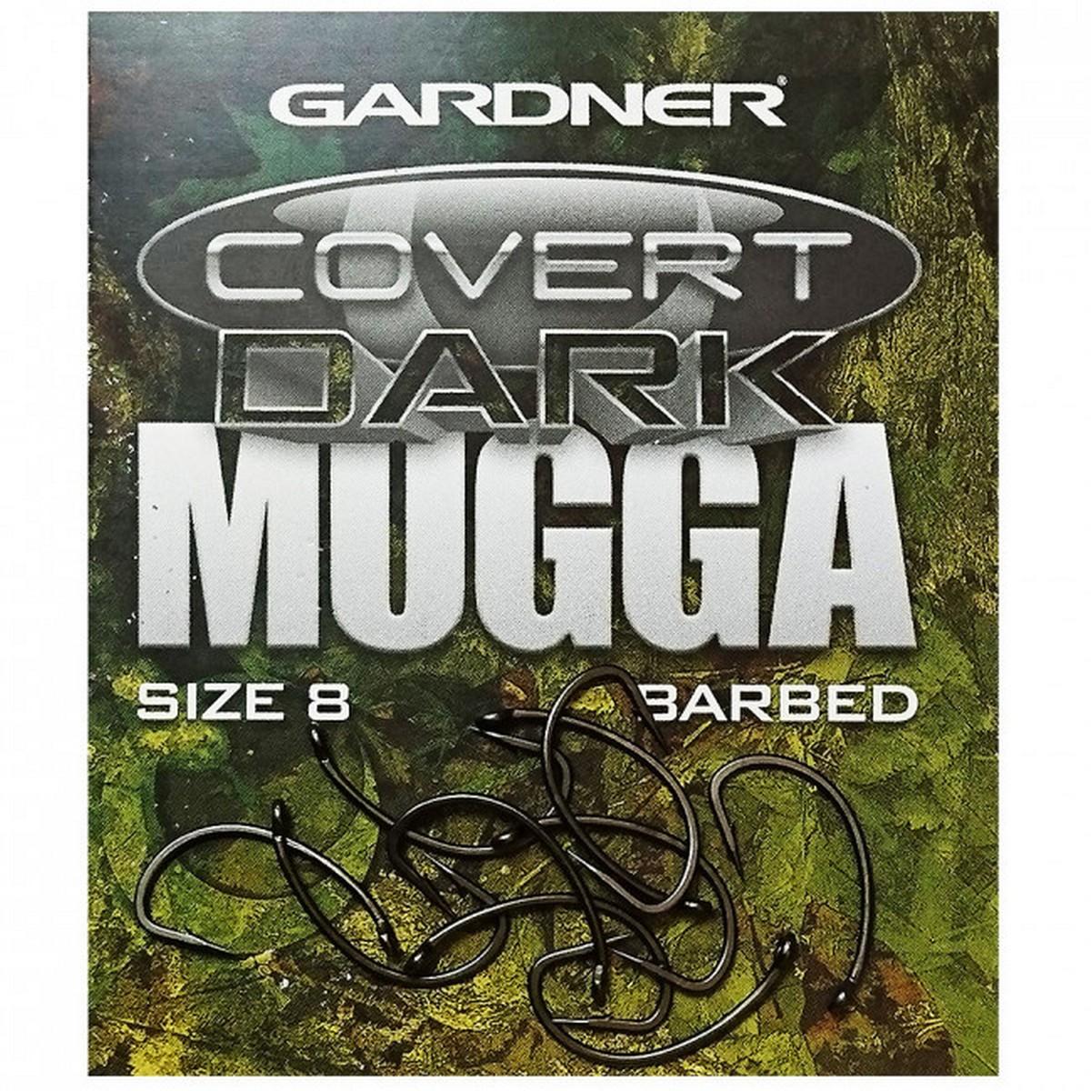 Шарански куки Gardner Covert Dark Mugga