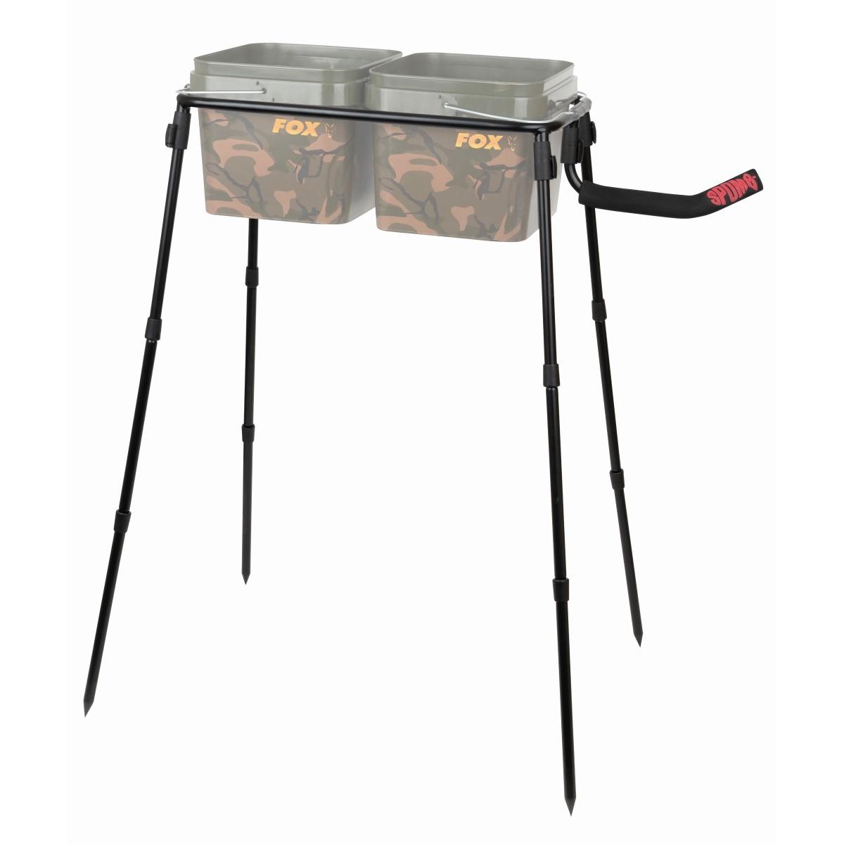 Двойна стойка за кофи Spomb Double Bucket Stand Kit