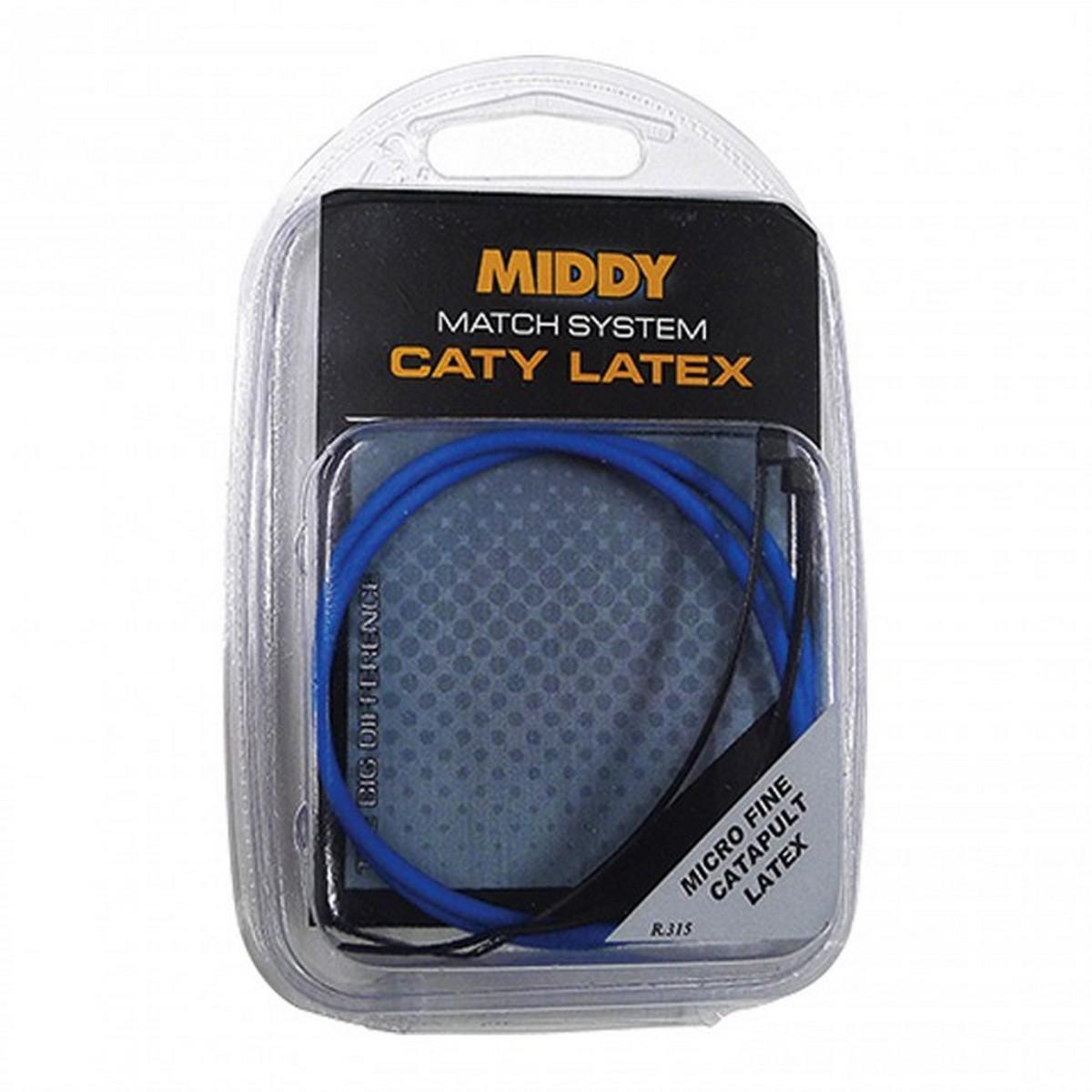 Резервен ластик за прашка Middy Micro FIne 315