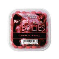 Топчета за метод фидер Drennan Method Boilies Crab and Krill