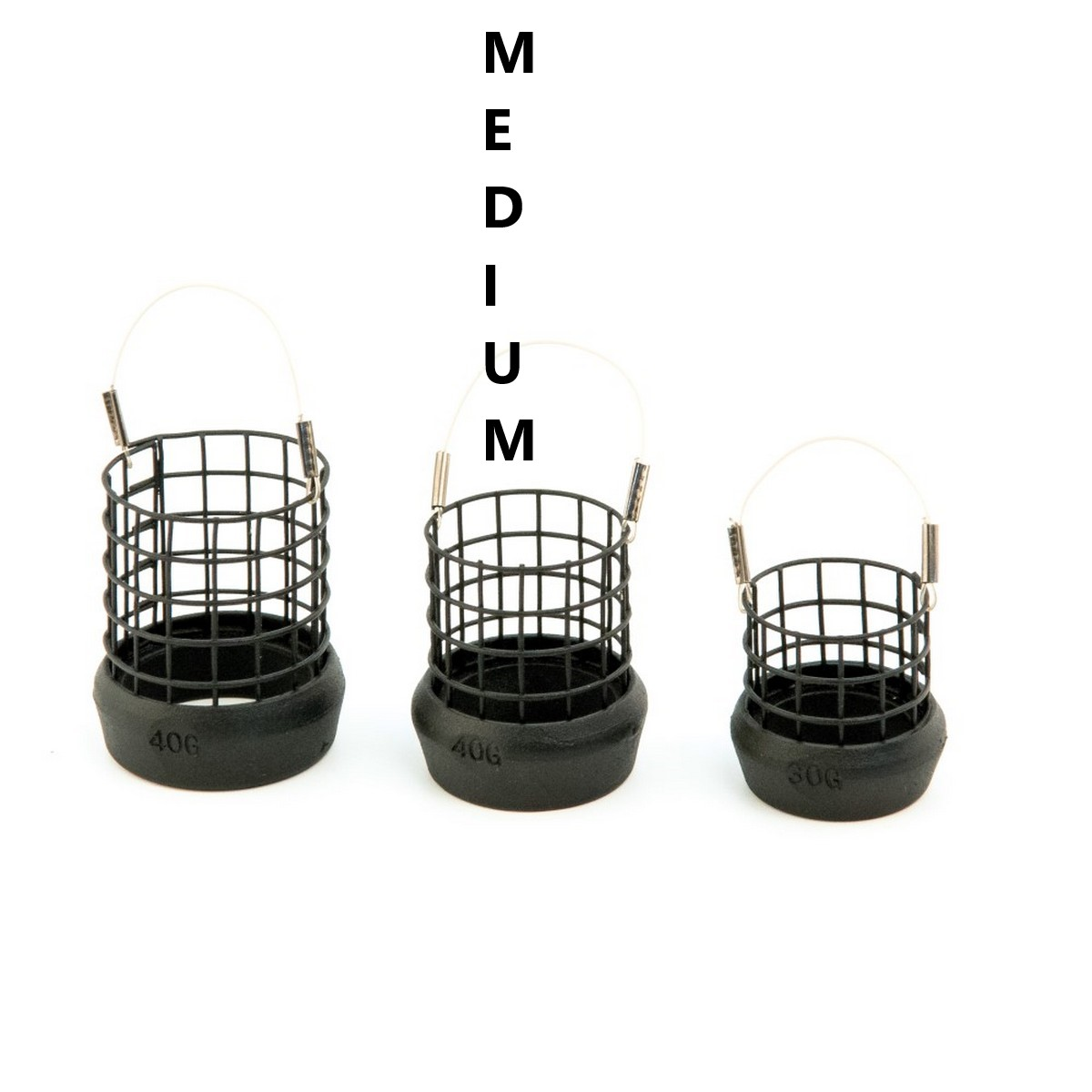 Фидер кошничка Matrix Bottom Weighted Cage Feeder Medium