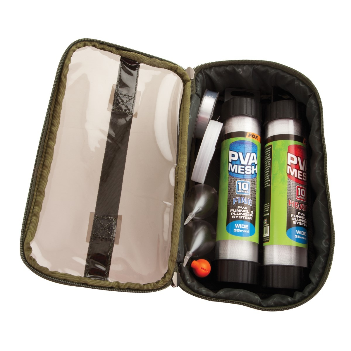 Чанта за риболовни аксесоари Fox Camolite Accessory Bags Large