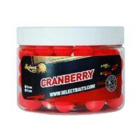 Select Baits Fluoro Red Cranberry Pop-up – плуващи топчета