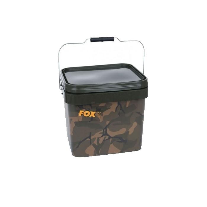 Кофа Fox Camo Square Bucket 17 Litre