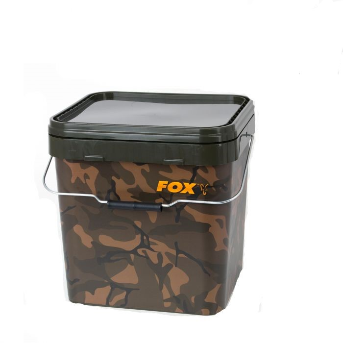 Кофа Fox Camo Square Bucket 17 Litre