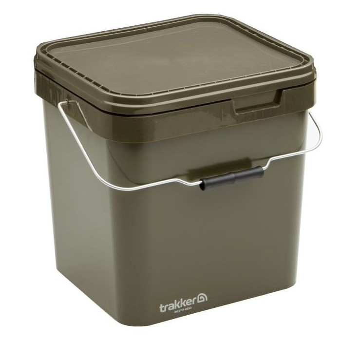 Кофа Trakker Olive Square Container 17 Ltr
