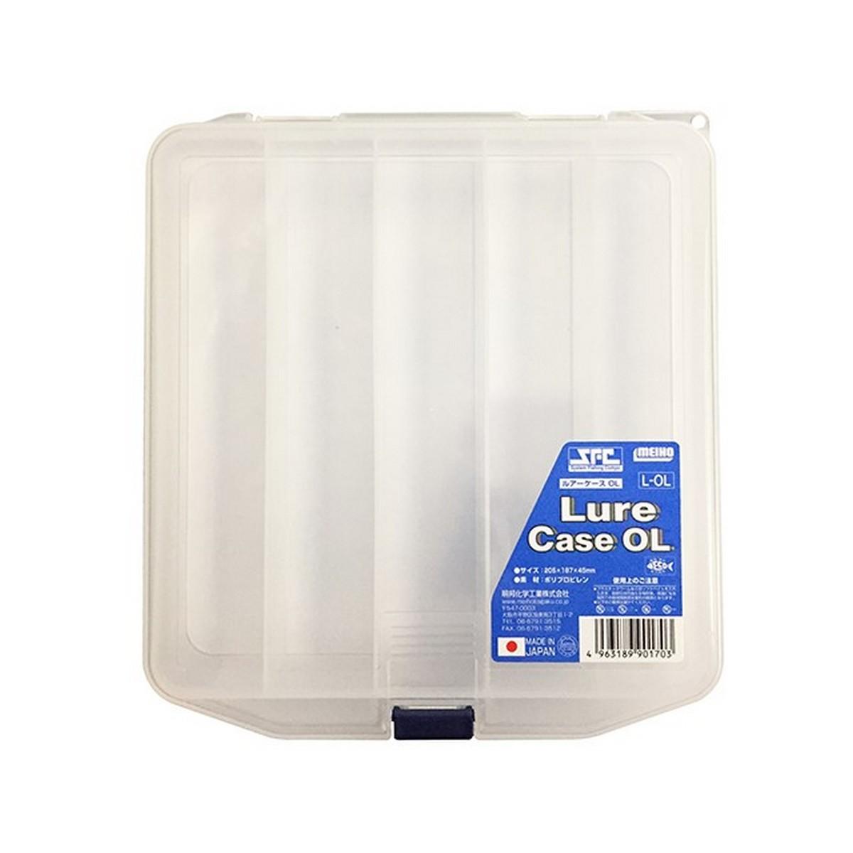 Кутия за воблери Meiho Lure Case OL
