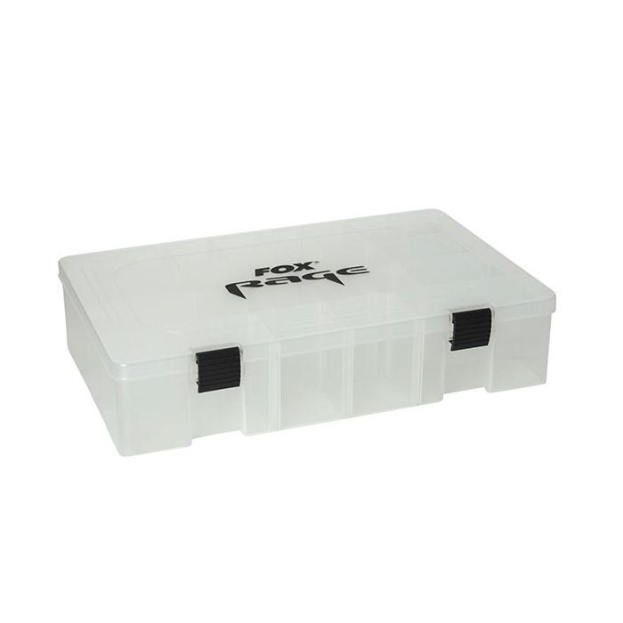 Кутия за риболовни аксесоари Fox Rage Box Large Deep