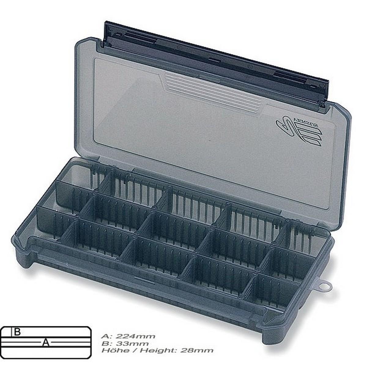 Кутия за риболов Meiho Versus VS-820 ND