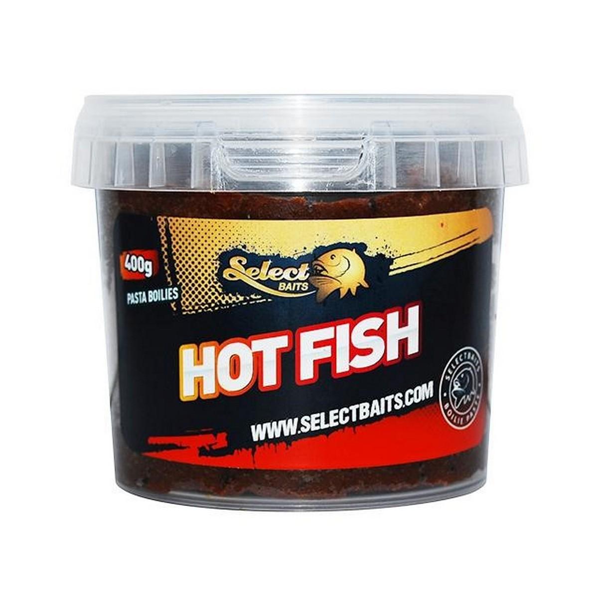 Паста за боили Select Baits Hot Fish Pasta Boilies