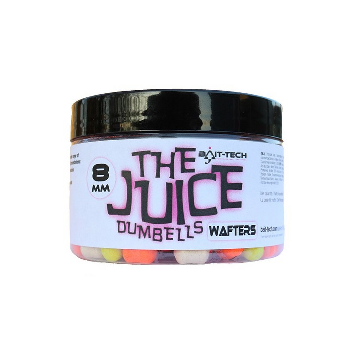 Bait-Tech The Juice Dumbells Wafters