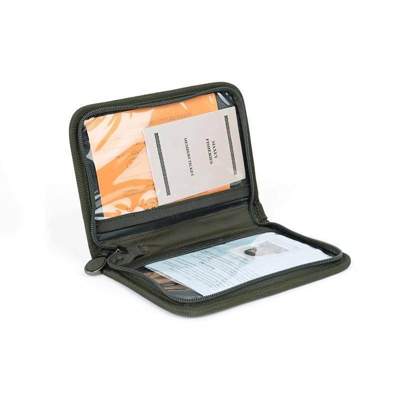 Портфейл за документи Fox Camolite License Wallet