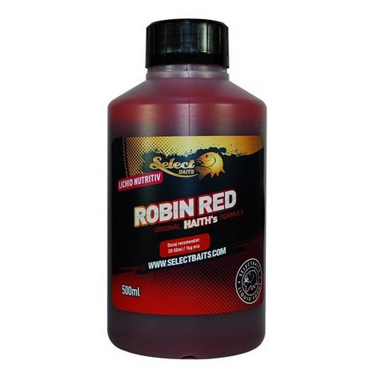 Течна добавка Robin Red Original Haith's Select Baits 500ml