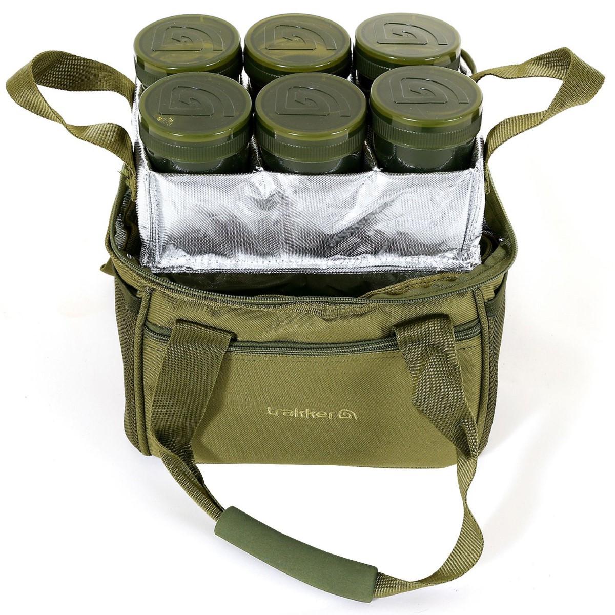 Хладилна чанта за примамки Trakker NXG Bait Bag