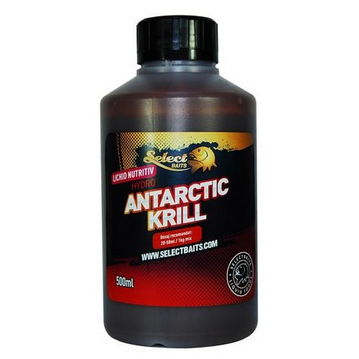 Хранителна течност Hydro Antarctic Krill 500ml Select Baits