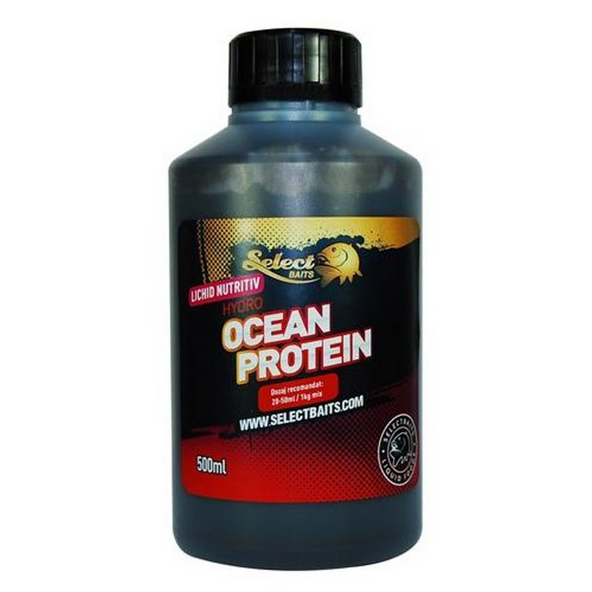 Хранителна течност Hydro Ocean Protein 500ml Select Baits