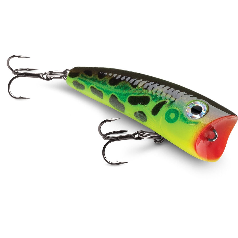 Воблер Попер Rapala Ultra Light Pop 4cm