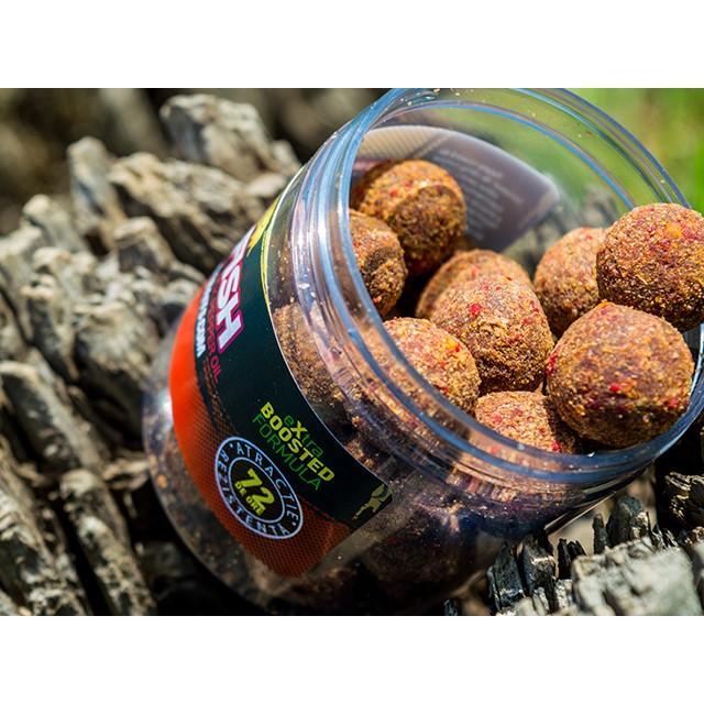 Протеинови топчета Select Baits Hot Fish Hardened