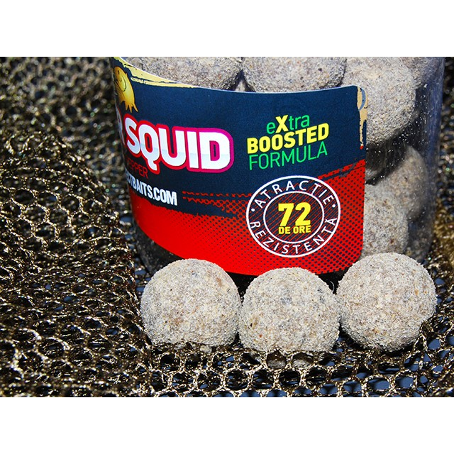 Протеинови топчета Select Baits Super Squid Hardened