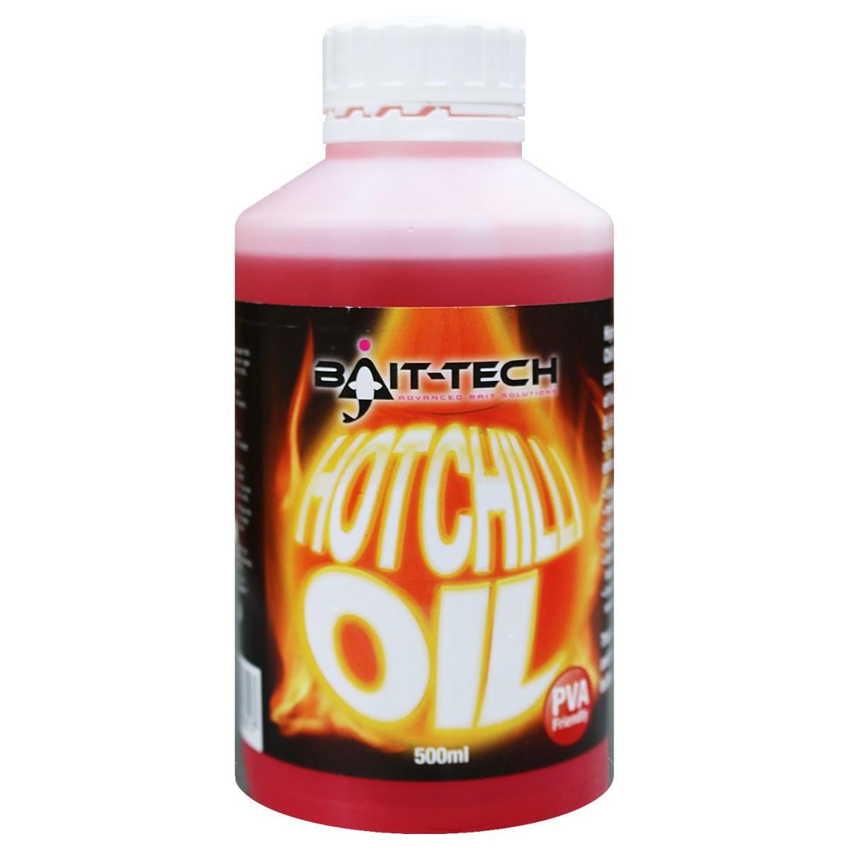 Течна добавка Bait-Tech Hot Chilli Oil
