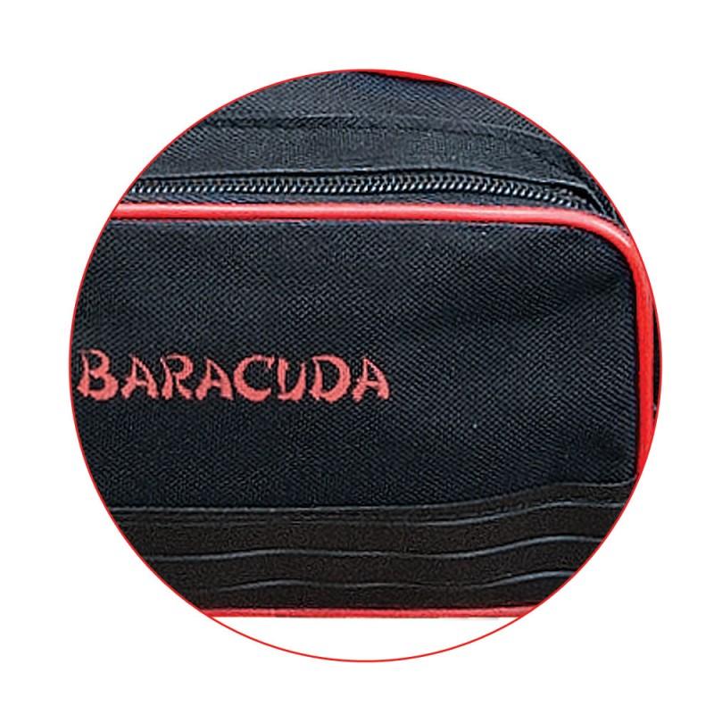 Калъф за въдици двоен Baracuda B43 150см
