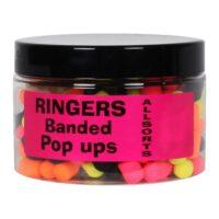 Дъмбели плуващи Ringers Banded Pop ups Allsorts 6mm