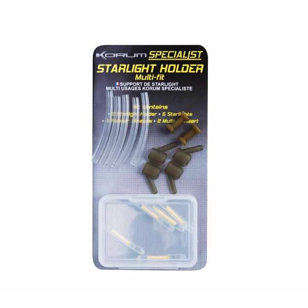 Комплект за бета светлина Korum Xpert Starlight Holder