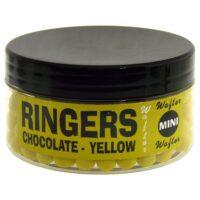 Мини дъмбели Ringers Chocolate Yellow Wafter Mini