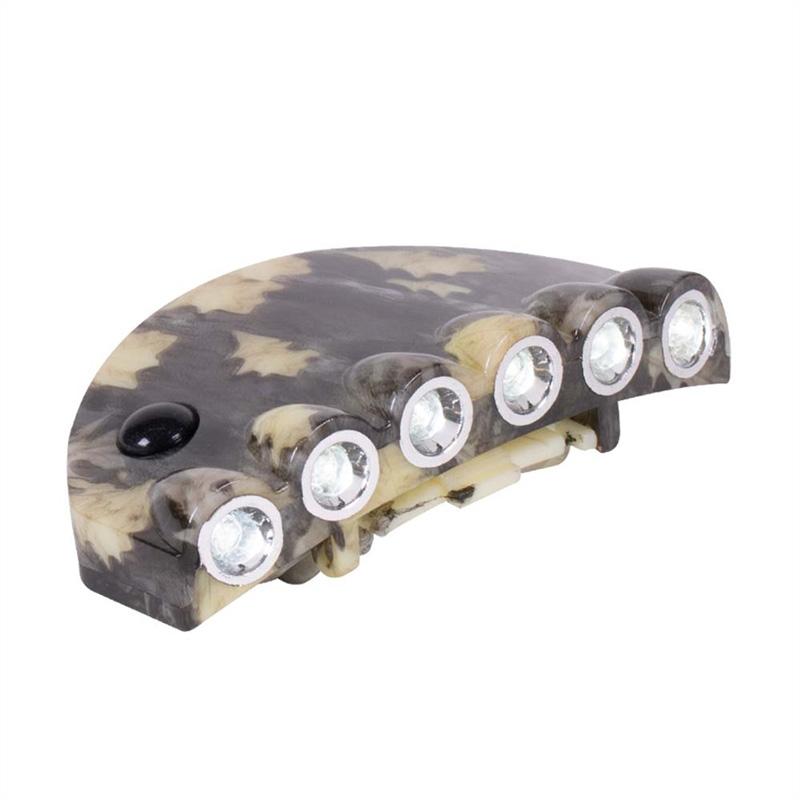 Осветление за козирка Camo Cap Light 6-Led