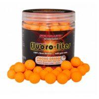 Плуващи топчета без аромат Starbaits Orange Pop Up