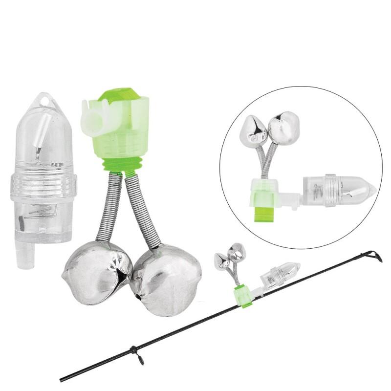 Светещо звънче със сензор за движение Baracuda
