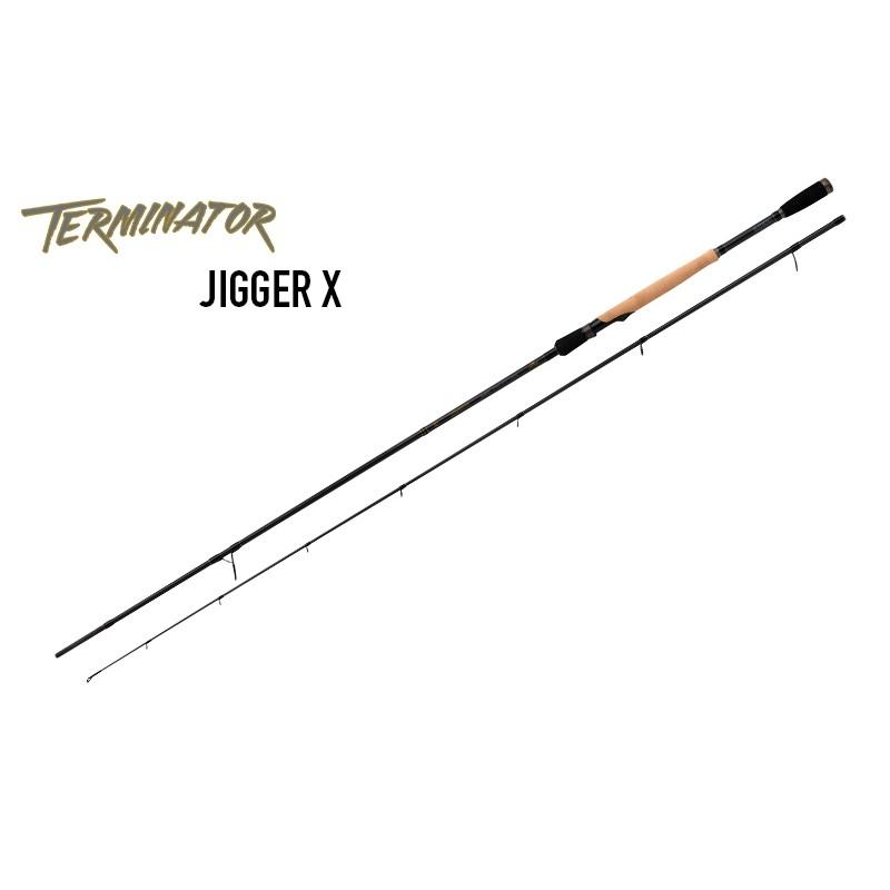 Спининг въдица Fox Rage Terminator Jigger X