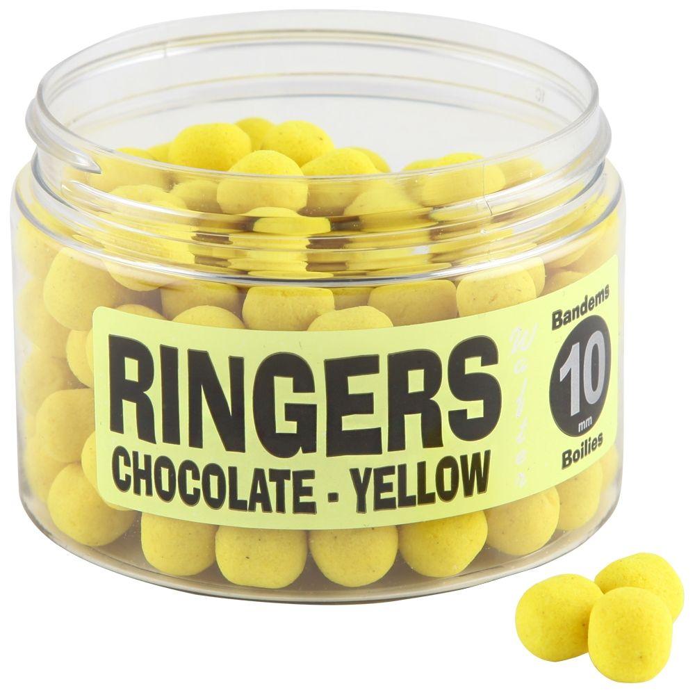 Топчета и дъмбели Ringers Chocolate Yellow Wafter