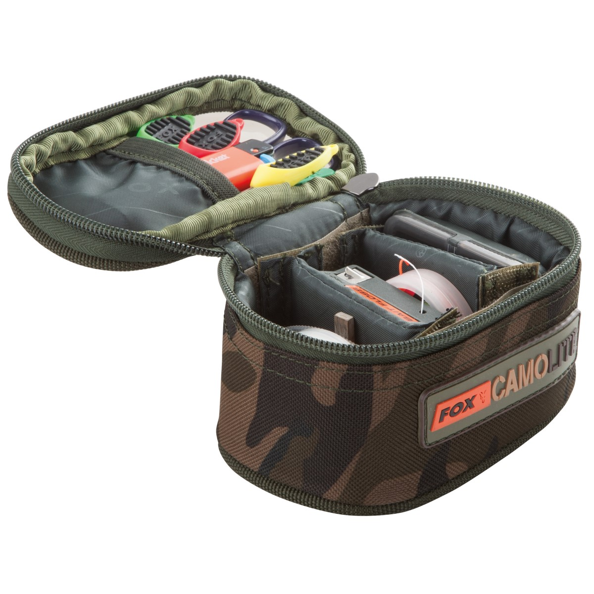 Чанта за риболовни аксесоари Fox Camolite Mini Accessory Pouch