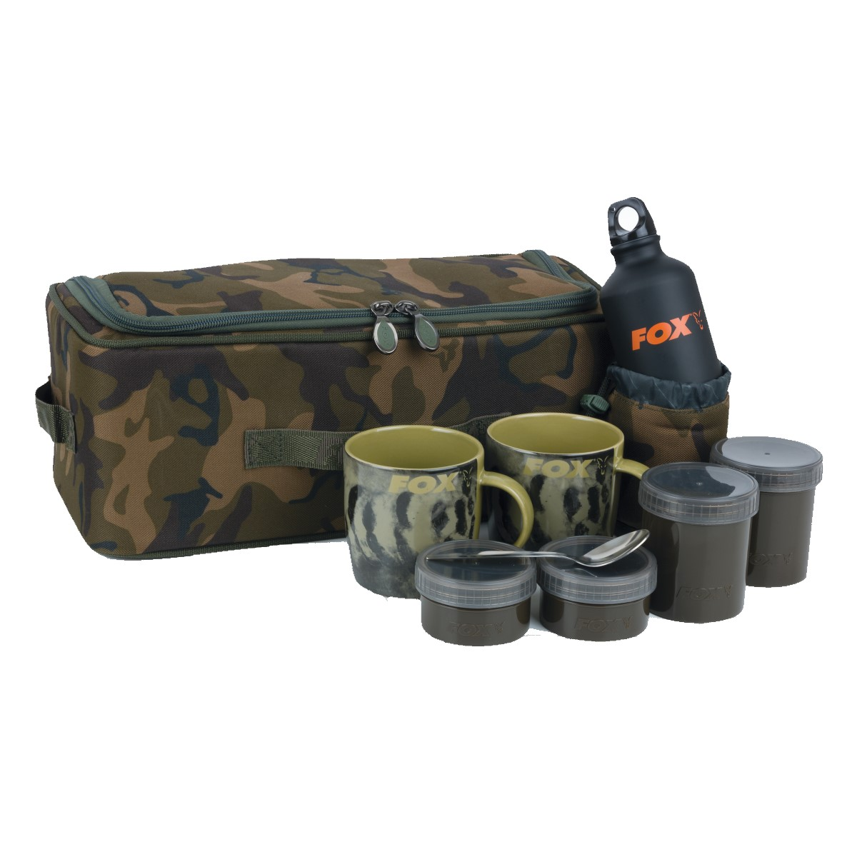 Чанта рибарска Fox Camolite Brew Kit Bag