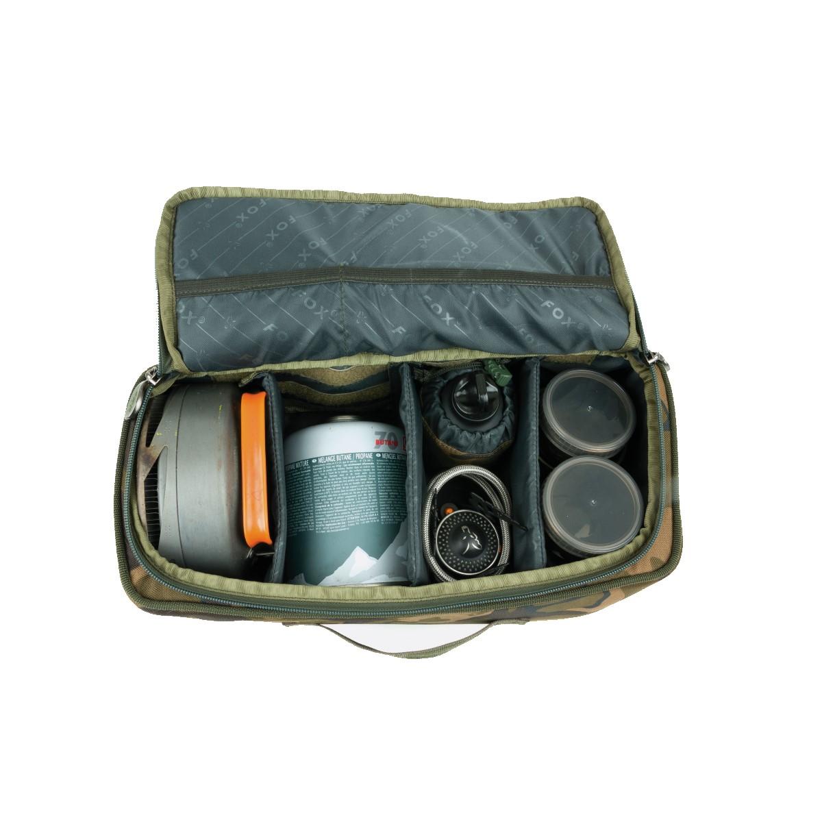Чанта рибарска Fox Camolite Brew Kit Bag