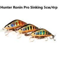 Воблер Hunter Ronin Pro Sinking 5см